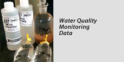 Water Quality Monitoring Data