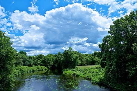 Taunton River