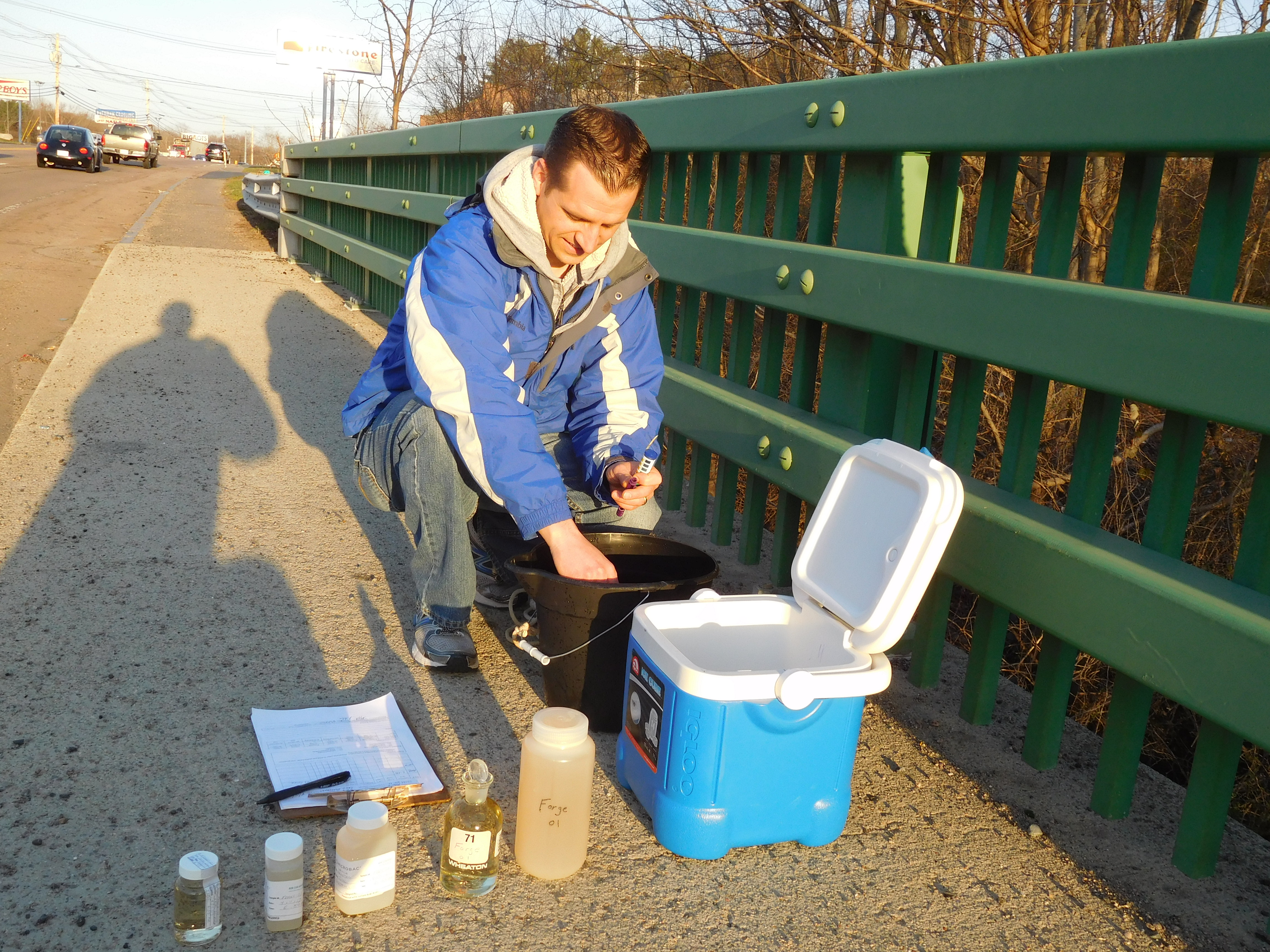 Join Us for our Spring Water Quality Monitoring Volunteer Training